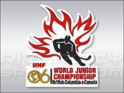 Canada WJHC 06 PATCH. Found in Jerseys > Patches