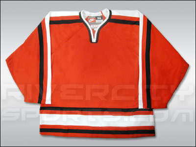 Canada  PRO RED PROTOTYPE BLANK. Found in Jerseys > Authentic