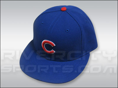 free shipping c92b5 8a105 Chicago Cubs NEW ERA AUTHENTIC COLLECTION 59FIFTY GAME CAP. Found in  Clothing   Hats