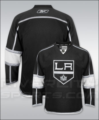 LOS ANGELES KINGS REEBOK PREMIER REPLICA JERSEY. Found in Jerseys > Premier