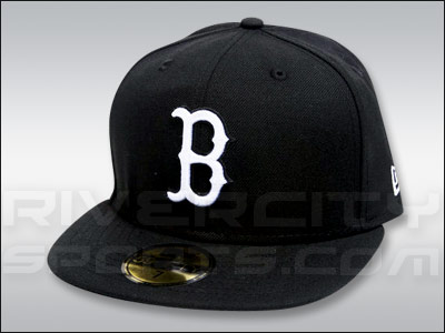 Boston Red Sox NEW ERA 59FIFTY LOGO CAP. Found in Clothing > Hats