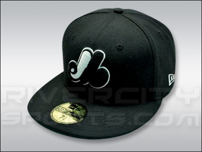 MONTREAL EXPOS NEW ERA 59FIFTY LOGO CAP found in MLB   Clothing ... 23f35568de9