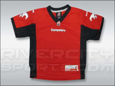 CALGARY STAMPEDERS INFANT PREMIER JER. Found in Jerseys > Replica