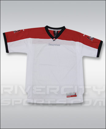 CALGARY STAMPEDERS REEBOK YOUTH PREMIER JERSEY. Found in Jerseys > Replica
