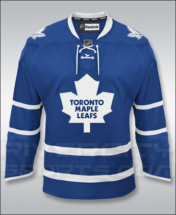 TORONTO MAPLE LEAFS REEBOK EDGE 2 AUTHENTIC JERSEY. Found in Jerseys    Authentic 4dfe9f1bc