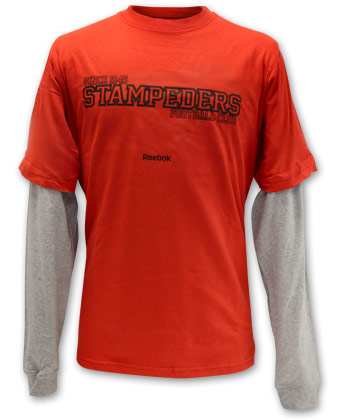 CALGARY STAMPEDERS 3 IN 1 COMBO TEE. Found in Clothing > T-Shirts