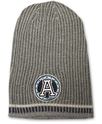 TORONTO ARGONAUTS LONG KNIT TOQUE. Found in Clothing > Hats