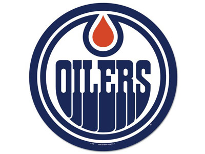 EDMONTON OILERS LOGO ON THE GO GO. Found in Souvenirs > Lic.Plates