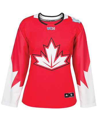 Canada ADIDAS WC16 LADIES PREMIER JERSEY. Found in Jerseys > Replica