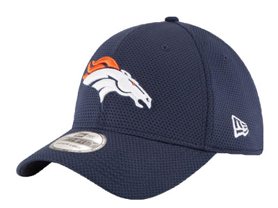 DENVER BRONCOS NEW ERA 16 SIDELINE TECH 39THIRTY CAP. Found in Clothing > Hats