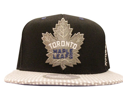 TORONTO MAPLE LEAFS TWO TONE SNAP CAP. Found in Clothing > Hats