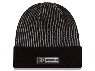 OAKLAND RAIDERS 16 TECH KNIT. Found in Clothing > Hats