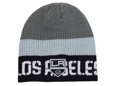c4af1ff93ce LOS ANGELES KINGS TEAM BEANIE found in NHL   Clothing   Hats - River ...
