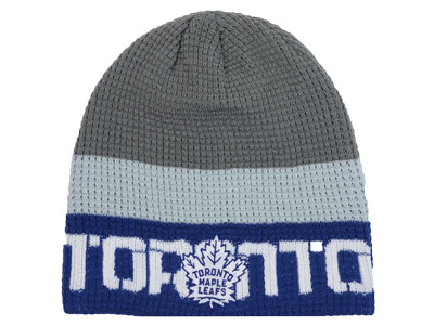 TORONTO MAPLE LEAFS TEAM BEANIE. Found in Clothing > Hats