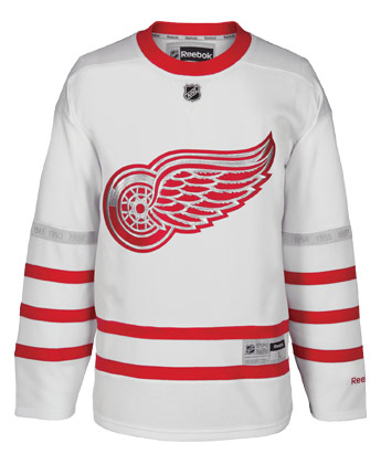 DETROIT RED WINGS CENTENNIAL CLASSIC JRSY. Found in Jerseys > Premier