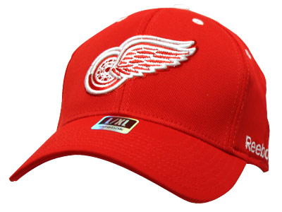 DETROIT RED WINGS STRUCTURED BL CAP FLEX. Found in Clothing > Hats