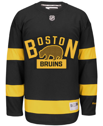 official photos e8cd9 aaf6a BOSTON BRUINS PREMIER ALT 2017 JERSEY found in NHL > Jerseys ...
