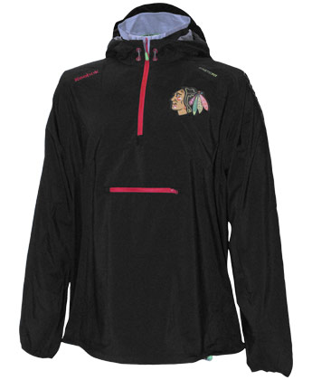 CHICAGO BLACKHAWKS PULLOVER CI HOODY. Found in Clothing > Fleece
