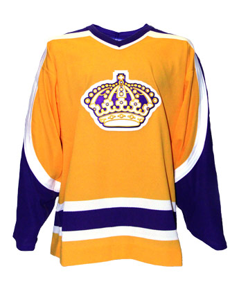 online retailer 159aa b4c0c LOS ANGELES KINGS VINTAGE PRO 1987 JERSEY found in NHL ...