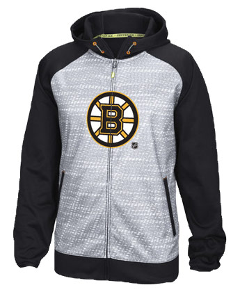 BOSTON BRUINS TNT FZ HOODY. Found in Clothing > Fleece