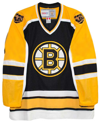 BOSTON BRUINS VINTAGE 2007 550 JERSEY. Found in Jerseys > Semi-Pro