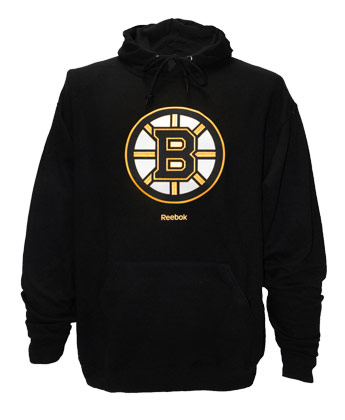 BOSTON BRUINS CREST TM FLEECE HOODY. Found in Clothing > Fleece