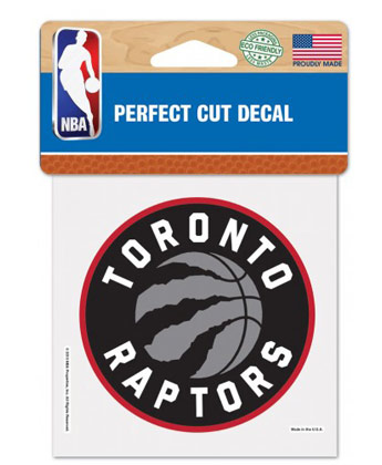 TORONTO RAPTORS PERECT CUT DECAL. Found in Souvenirs > Stickers