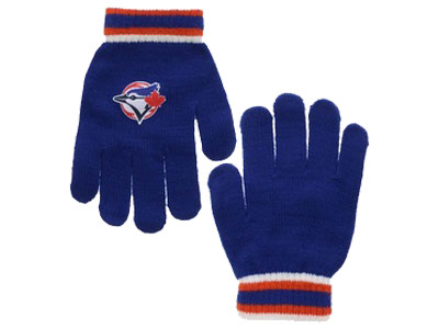 Toronto Blue Jays KIDS MAGIC GLOVES. Found in Clothing > Accessorie