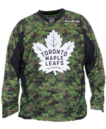 57c339eb ... inexpensive toronto maple leafs camo warm up jersey. found in jerseys  practice a6f09 ceca6