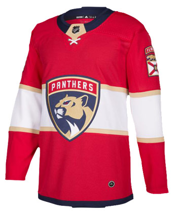 FLORIDA PANTHERS ADIZERO JERSEY. Found in Jerseys >