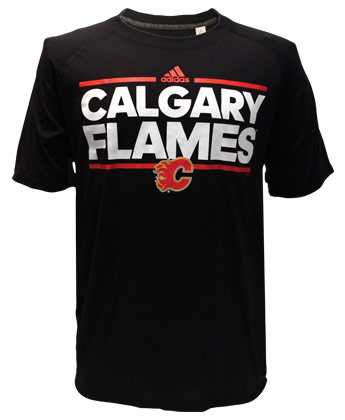 CALGARY FLAMES DASSLER TEE. Found in Clothing > T-Shirts