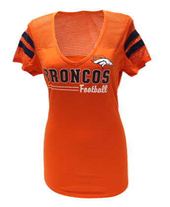 DENVER BRONCOS LDS GAME COUNTRY TEE. Found in Clothing > T-Shirts