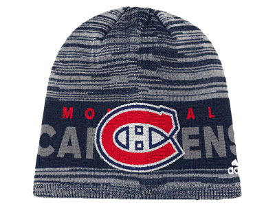 MONTREAL CANADIENS CUFFED BEANIE. Found in Clothing > Hats