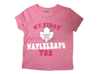 TORONTO MAPLE LEAFS INF MY FIRST TEE. Found in Clothing > T-Shirts
