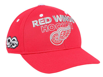 DETROIT RED WINGS WM LOGO 100TH CAP. Found in Clothing > Hats