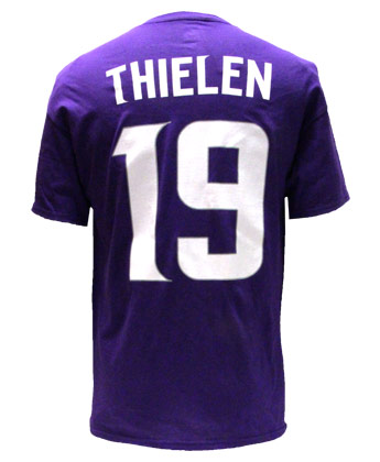MINNESOTA VIKINGS THIELEN ELIGIBLE RECIEVER TEE. Found in Clothing > T-Shirts