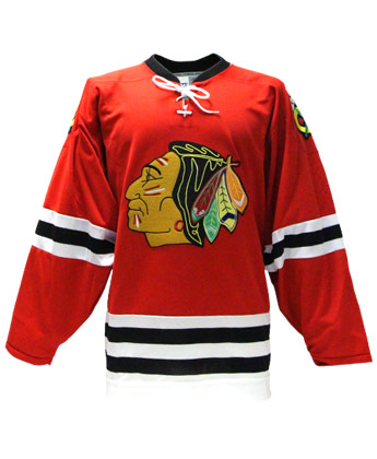 the latest f69b8 c7910 CHICAGO BLACKHAWKS CCM 1964 RED found in NHL > Jerseys ...