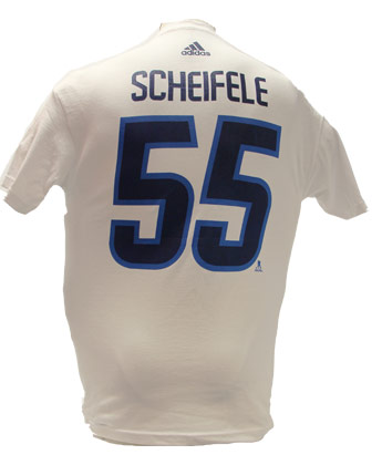 014b2773f6a Winnipeg Jets SCHEIFELE N N WHITE OUT TEE. Found in Clothing   T-Shirts