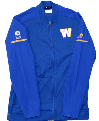 Winnipeg Blue Bombers SQUAD BOMBER JKT. Found in Clothing > Jackets
