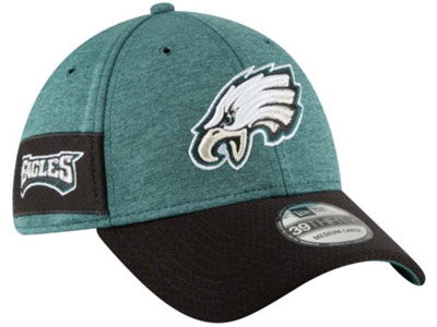 Philadelphia Eagles 3930 18 SIDELINE HAT. Found in Clothing > Hats