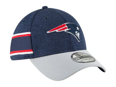 NEW ENGLAND PATRIOTS 3930 18 SIDELINE HAT. Found in Clothing > Hats