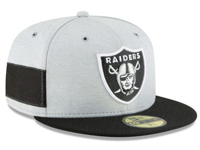 OAKLAND RAIDERS 18 950 HAT. Found in Clothing > Hats