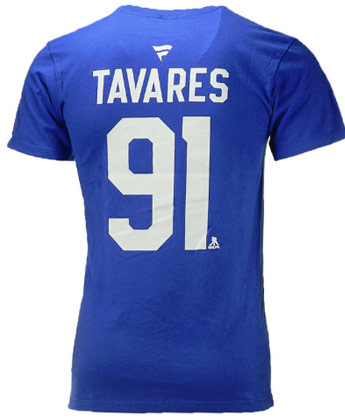 TORONTO MAPLE LEAFS TAVARES STACK TEE. Found in Clothing > T-Shirts