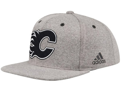 CALGARY FLAMES PRESS CONF SNAP. Found in Clothing > Hats