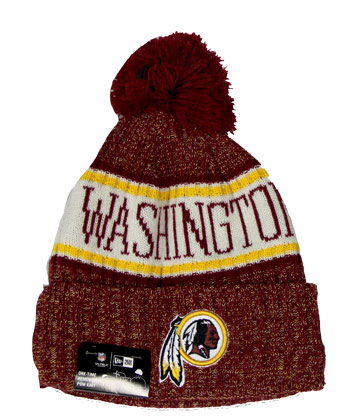WASHINGTON REDSKINS 18 SPORT KNIT. Found in Clothing > Hats