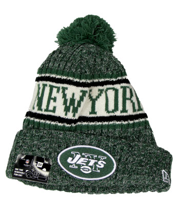 New York Jets 18 SPORT KNIT. Found in Clothing > Hats