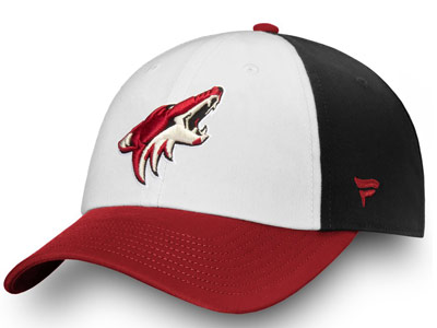 Arizona Coyotes COYOTES HAT ICONIC ADJ. Found in Clothing > Hats