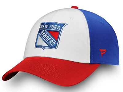 NEW YORK RANGERS HAT ICONIC ADJ. Found in Clothing > Hats