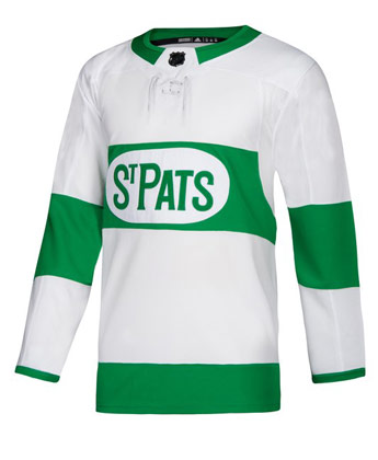 TORONTO MAPLE LEAFS ST PATS ADIZERO JERSEY. Found in Jerseys > Authentic