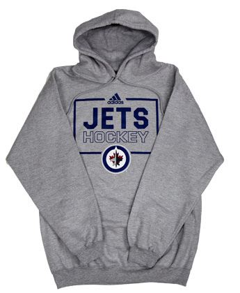 Winnipeg Jets PENALTY BOX HOOD. Found in Clothing > Fleece